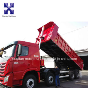 Telescopic Sleeve Hydraulic Cylinder for Dump Truck pictures & photos