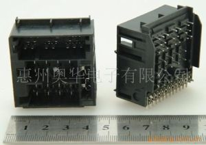 China Factory Auto Electronics PCB Mounting Socket pictures & photos