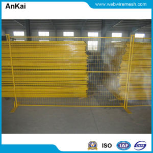 PVC Coated Temporary Fencing pictures & photos