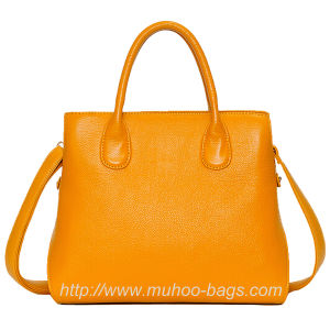 Fashion Leather Shoulder Designer Bag for Ladies (MH-6052) pictures & photos