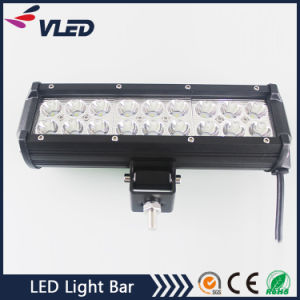 "9"" 54W Double Row CREE LED Car Driving Light Bar pictures & photos"