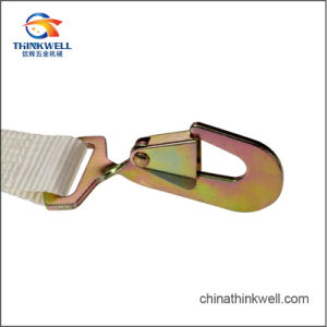 """2"""" Cargo Lashing Strap Belt with Snap Hooks pictures & photos"""