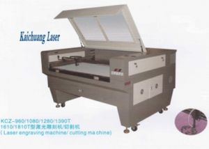 Nonmetal/Fabric/Acrylic/Leather Shoes/Wood CO2 Laser Cutting and Engraving Machine