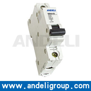 MCB 110V Mini Circuit Breaker (DZ60-63) pictures & photos