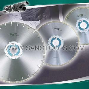 Diamond Segmented Saw Blade (SG018) pictures & photos