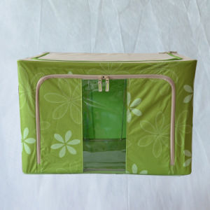 New Arrival Used Clothes Collecting Stoage Box with Lid pictures & photos