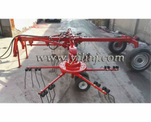 4m Wide Rotary Hay Tedder for Tractor pictures & photos