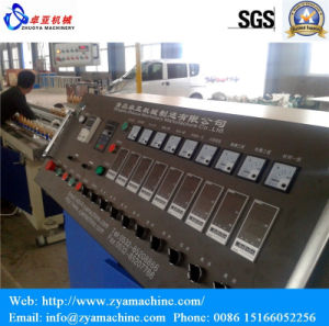 WPC Extrusion Machine Maker/Manufacturer pictures & photos