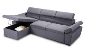 Home Modern Furniture Storage Functional Coner Sofa pictures & photos
