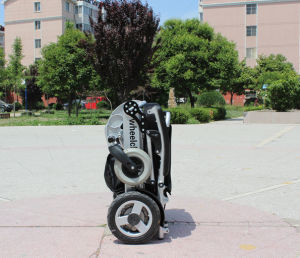 Power Wheelchair Electric Wheelchair Hbld3-C pictures & photos