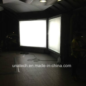Wall Mount Outdoor Filling Station Indoor Advertising Media LED Scrolling Banner Printing Light Box pictures & photos