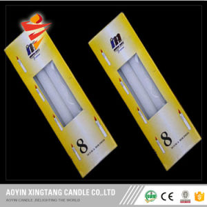 Cheap Discount Pure White Light Candles Factory pictures & photos