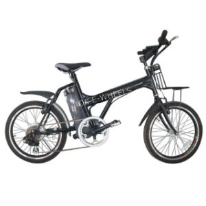 Mountain Lithium Battery Electric Bike (TDN-039B) pictures & photos