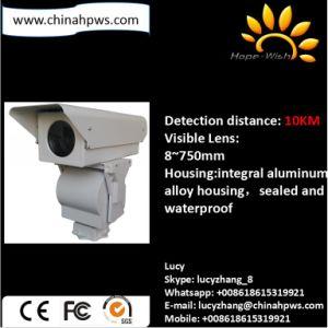 Fog Penetration Surveillance Security Infrared PTZ Camera pictures & photos