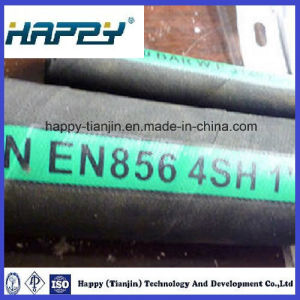 4sh Multi-Spiral Rubber Hydraulic Hose pictures & photos