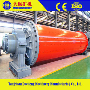 Cement Production Line Rod Mill pictures & photos