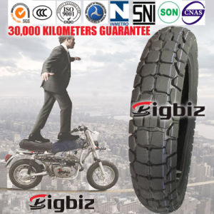 ISO9001: 2008 Certified China Manufacturer High Quality Motorcycle Tyre with Tube pictures & photos