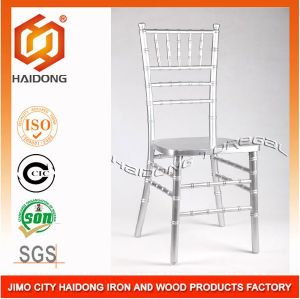 Silver Banquet Wedding Wood Chiavari Chair pictures & photos