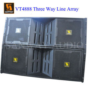Dual 12′′ Three Way Line Array (VT4888) pictures & photos