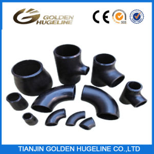Carbon Steel Seamless Reducing Tee pictures & photos