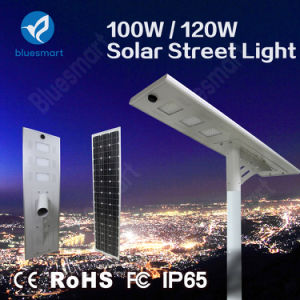 All in One Solar Street Lamp with Multi Control Modes pictures & photos