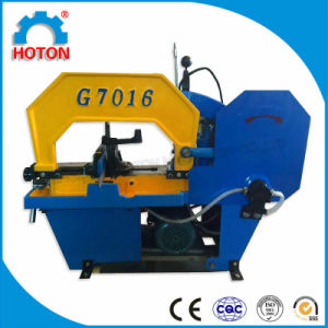 Small Metal Cutting Hacksaw Machine (G7016) pictures & photos