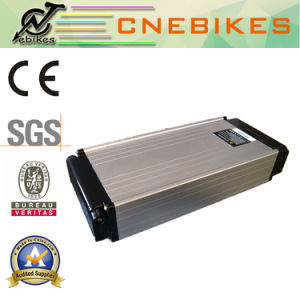 36V 14ah Rack Type Lithium Battery Pack Electric Bicycle pictures & photos