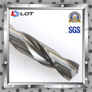 High Precision Tungsten Solid Pilot Drill Bit for Stainless Steel pictures & photos