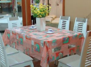 Professional Manufacturer of Table Cloth Table Cover pictures & photos