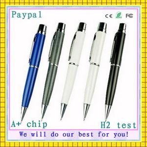 Hot Selll Paypal Payment Wooden USB Pen (GC-W88) pictures & photos