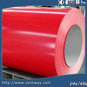 Prepainted, Color Coated PPGI Galvanized Steel Coil Sheet pictures & photos