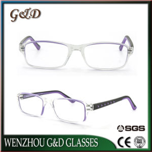 High Quality New Design Tr90 Eyewear Eyeglass Kids Optical Glasses Frame 41-009 pictures & photos