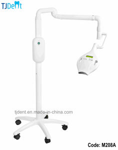 Dental Movable 8 LED Bulb High Density Teeth Whitening Unit (M208A) pictures & photos