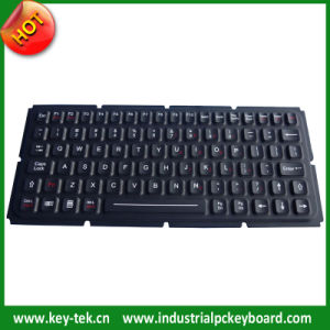 IP65 Dynamic Silicone Keyboard with Function Keys