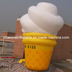 Inflatable Ice Cream Advertising Model, Promotion Model (CYAD-555) pictures & photos