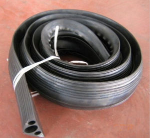 Dumbell Type Rubber Water Stop Sheet, Heavy Wheeled Traffic Used Heavy Duty Rubber Cable Protector pictures & photos