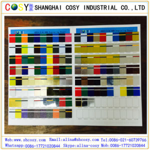 600*1200mm ABS Double Color Sheet with High Adhesive for Engraving pictures & photos
