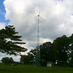 Three Phase 20kw Wind Turbine Generator