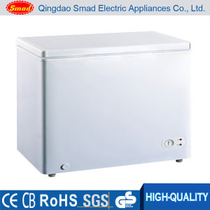 Home Appliance Top Open Single Solid Door Chest Freezer 100~600L pictures & photos