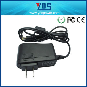 12V 1A Us Wall Plug Adapter pictures & photos