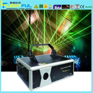 Green Laser 2W Concert Stage Laser Light Nightclub Equipment