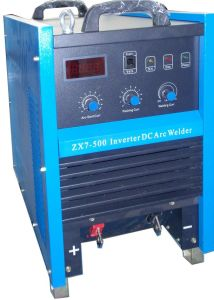 DC Electrode Welding Machine (ZX7-500) pictures & photos