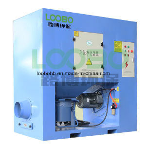 Loobo Industrial Dust Collector/Welding Fume Extraction Unit with PTFE Cartridge Filter for Sale pictures & photos