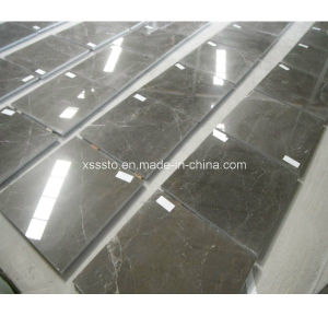 Coffee Mousse Marble Tile for Flooring pictures & photos