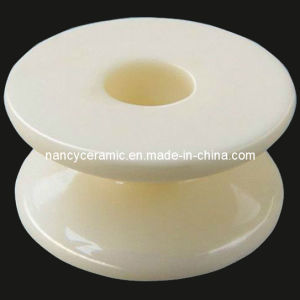 High Strength Industrial Insulator 99.5% Al2O3 Alumina Ceramic Guide Roller for Textile Machine