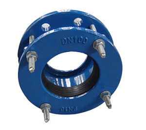 Flange Adaptors for HD-PE Pipes pictures & photos