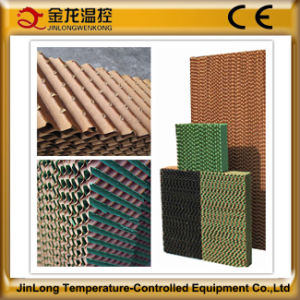 Jinlong 7090/5090 Corrosion-Resistant Evaporative Cooling Pad/Water Curtain with ISO Certificate pictures & photos