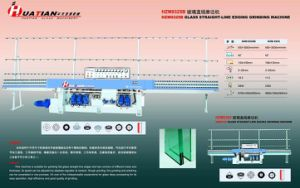 9 Motors Manual Glass Straight Line Edging Machine pictures & photos