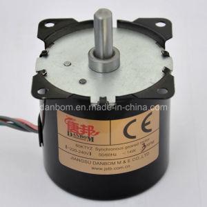 High Torque AC Synchronous Gear Motor (60KTYZ) pictures & photos