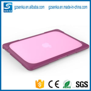 Smooth Plastic Hard Laptop Cover for MacBook Air pictures & photos